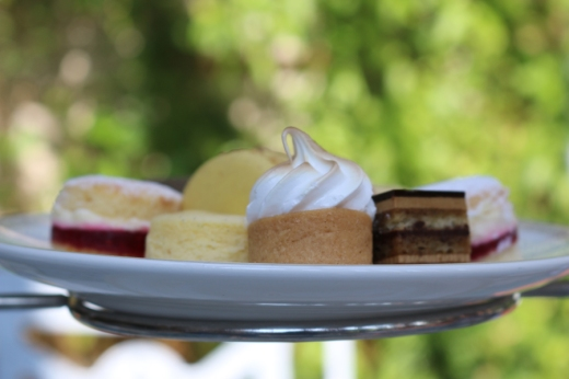 Castle Leslie Afternoon Tea © Lavender's Blue Stuart Blakley