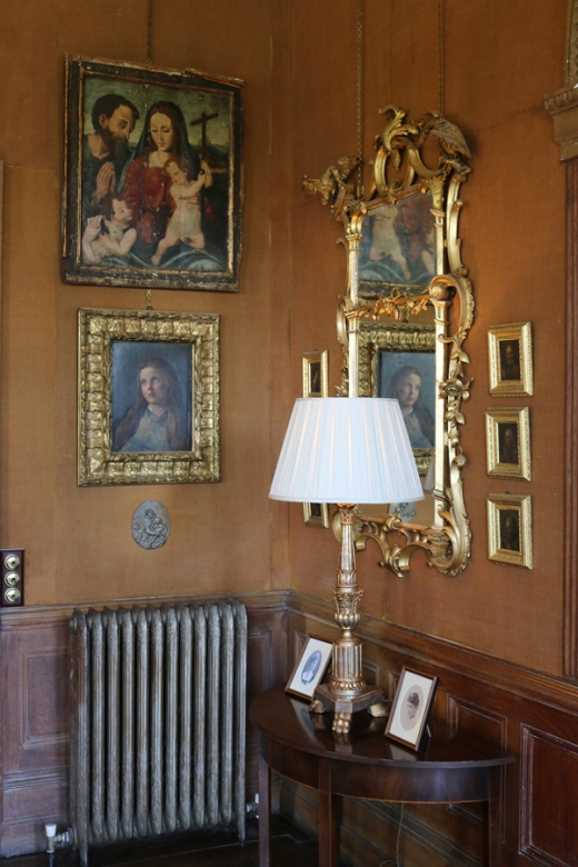 Castle Leslie Paintings © Lavender's Blue Stuart Blakley