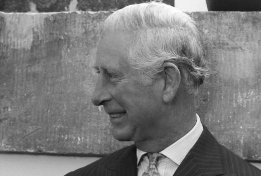 HRH Prince Charles @ Christ Church Spitalfields ©  Lavender's Blue Stuart Blakley