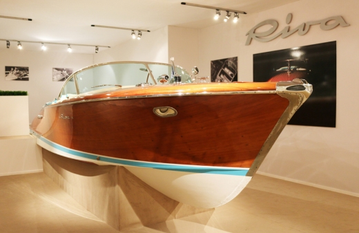 Riva Yacht Masterpiece Fair 2016 © Lavender's Blue Stuart Blakley
