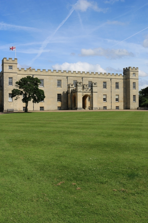 Syon House Front Elevation © Lavender's Blue Stuart Blakley