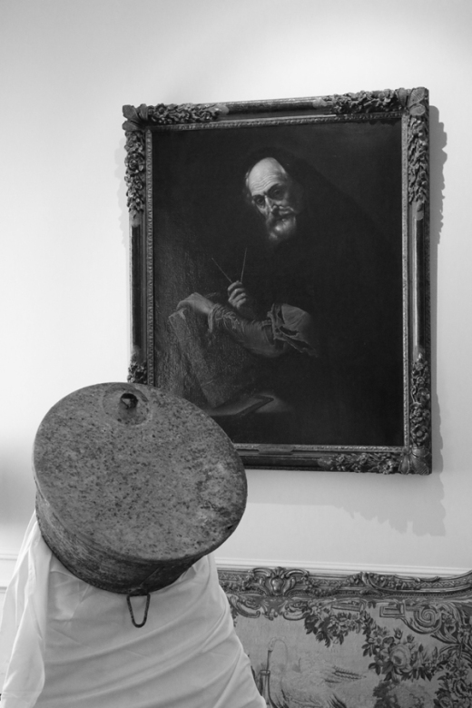 Medeiros e Almeida House Museum Lisbon Interior © Lavender's Blue Stuart Blakley