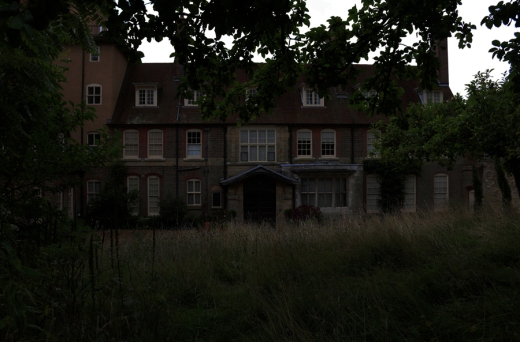 Standen House at Dusk © Lavender's Blue Stuart Blakley