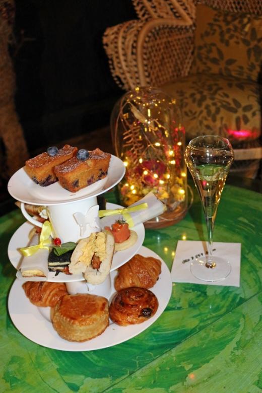champagne-breakfast-sketch-mayfair-lavenders-blue-stuart-blakley