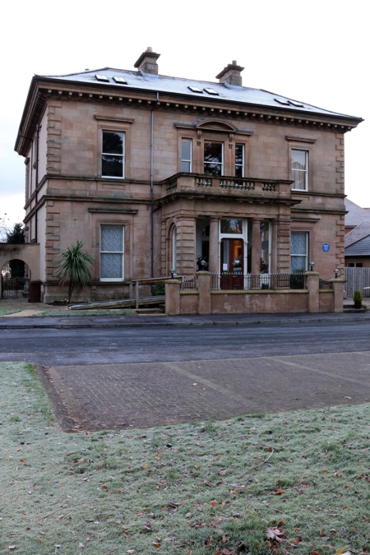 abbeydene-whiteabbey-entrance-front-lavenders-blue-stuart-blakley