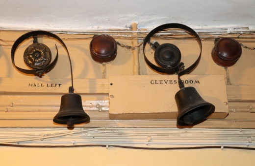 Preston Manor Brighton Servants' Bells © Lavender's Blue Stuart Blakley