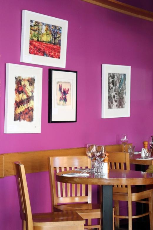 The Ginger Bistrol Belfast Interior © Lavender's Blue Stuart Blakley