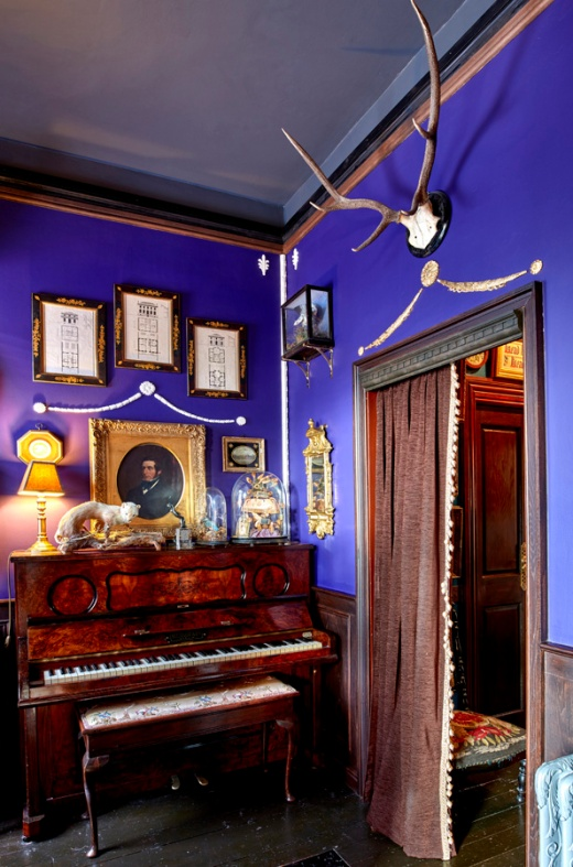 lavender's blue drawing room piano © lavender's blue stuart blakley