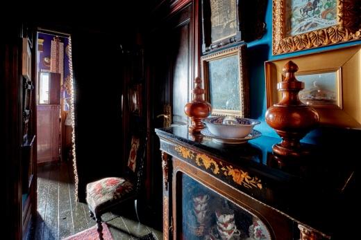 lavender's blue inner hall cabinet © lavender's blue stuart blakley