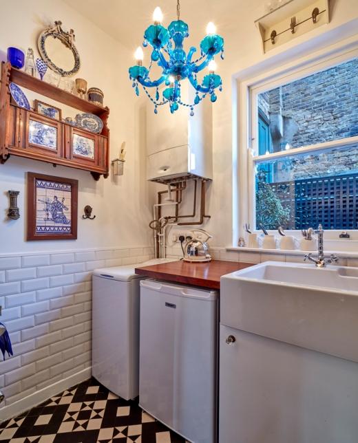 lavender's blue kitchen © lavender's blue stuart blakley