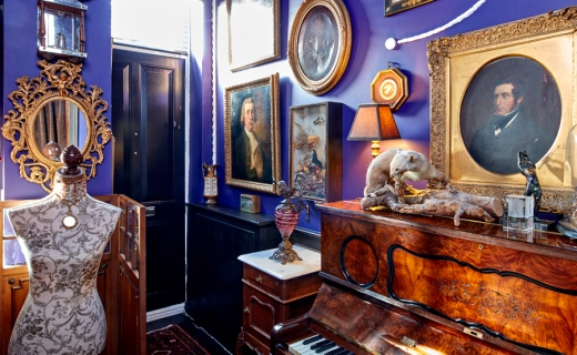 lavender's blue outer hall © lavender's blue stuart blakley