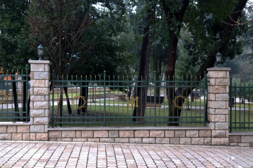 King Nikola I Park Podgorica Montenegro © Lavender's Blue Stuart Blakley