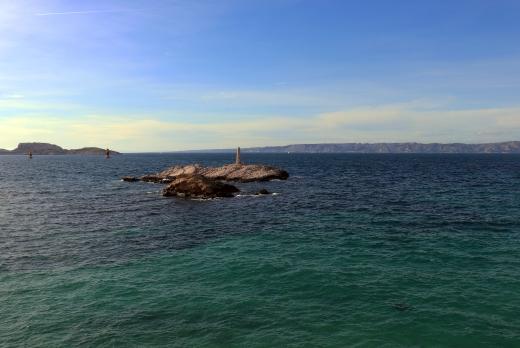 Catalans Beach Marseille © Lavender's Blue Stuart Blakley
