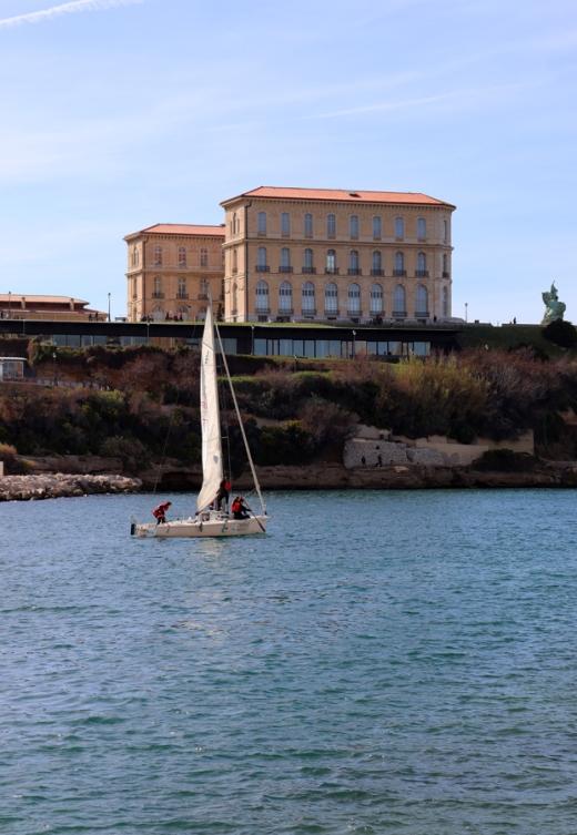 Marseille Palace Vieux Port © Lavender's Blue Stuart Blakley