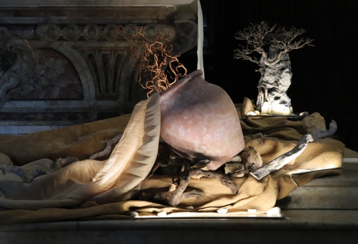 St Ferreol Church Marseille Altar © Lavender's Blue Stuart Blakley