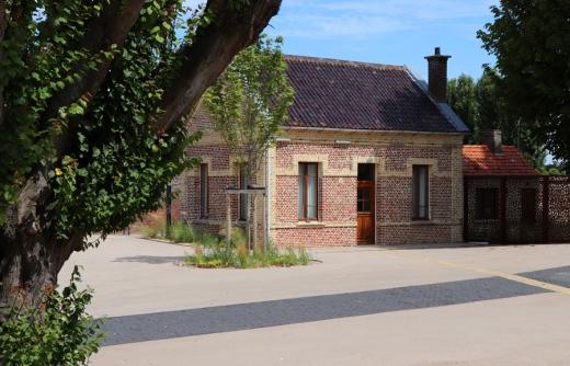 Frethun Mairie Lodge © Lavender's Blue Stuart Blakley