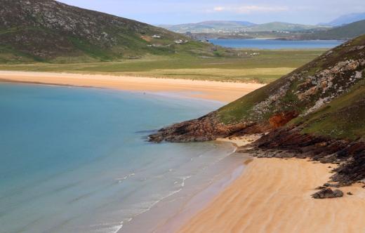The Atlantic Drive County Donegal © Lavender's Blue Stuart Blakley