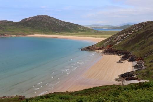 The Atlantic Drive Rosguill Peninsula © Lavender's Blue Stuart Blakley