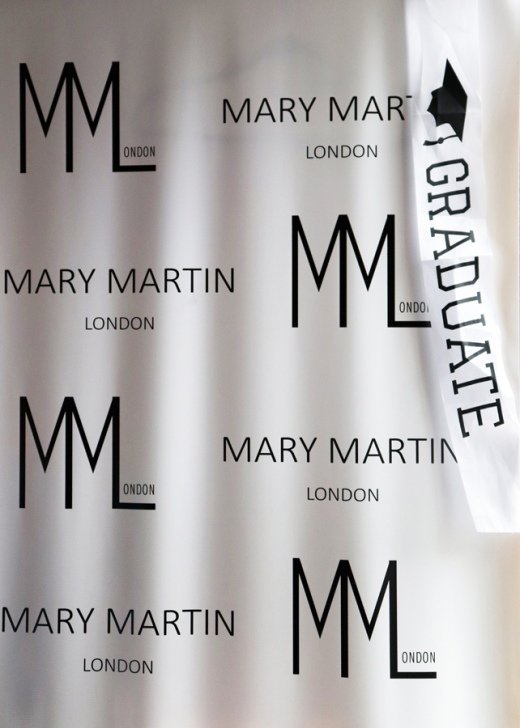 Mary Martin London Graduation © Lavender's Blue Stuart Blakley