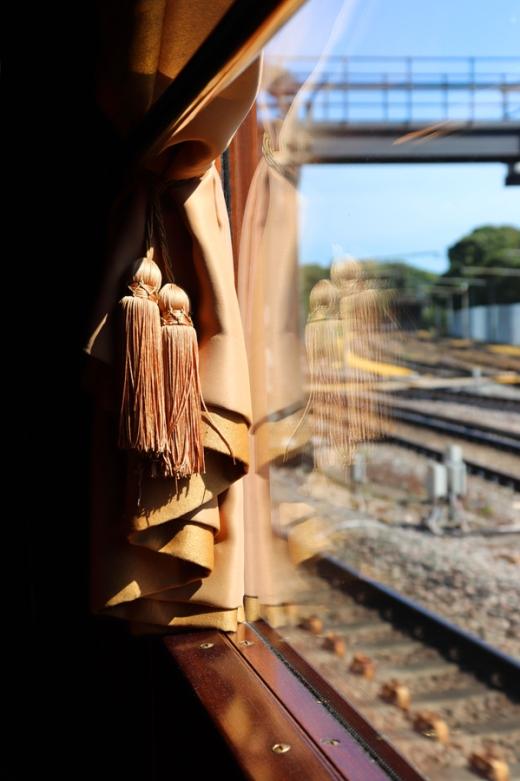 Belmond British Pullman Murder Mystery Lunch Railway © Lavender's Blue Stuart Blakley
