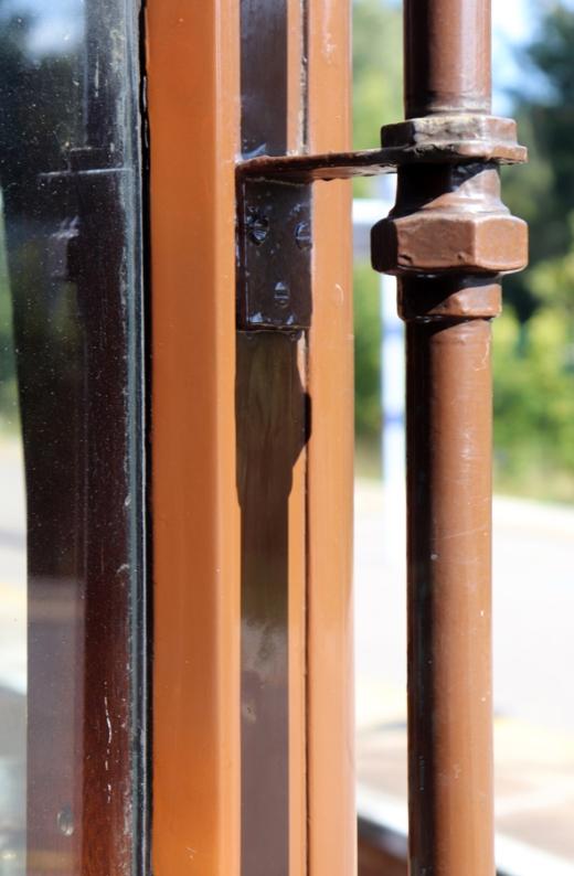 Belmond British Pullman Murder Mystery Lunch Window © Lavender's Blue Stuart Blakley