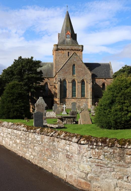 Dornoch Cathedral Sutherland © Lavender's Blue Stuart Blakley