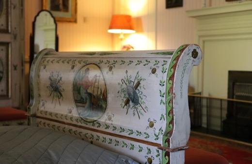 Dunrobin Castle Bedroom © Lavender's Blue Stuart Blakley