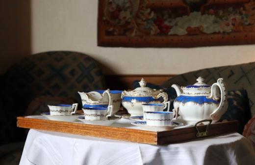 Dunrobin Castle China © Lavender's Blue Stuart Blakley