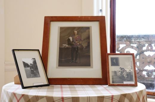 Dunrobin Castle Portraits © Lavender's Blue Stuart Blakley