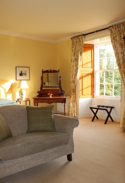 Forss House Hotel Thurso Cairnmore Room © Lavender's Blue Stuart Blakley