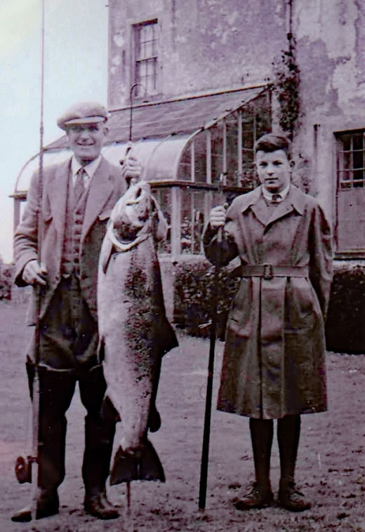 Forss House Hotel Thurso Fish Catch © Lavender's Blue Stuart Blakley