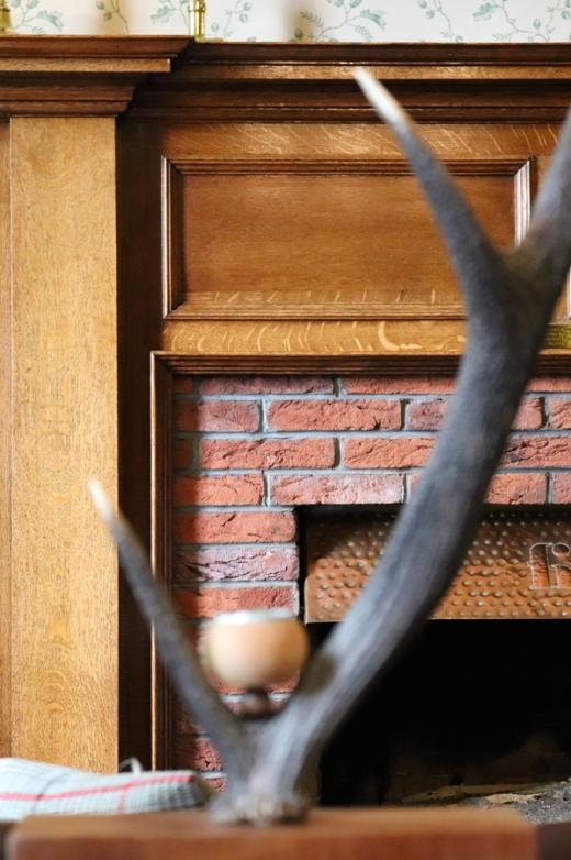 Forss House Hotel Thurso Whisky Bar Antlers © Lavender's Blue Stuart Blakley