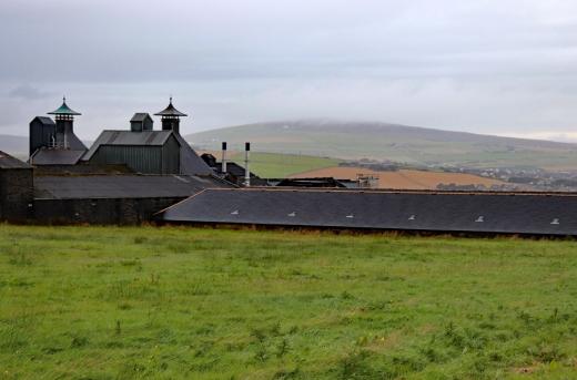 Highland Park Distillery Orkney Islands © Lavender's Blue Stuart Blakley