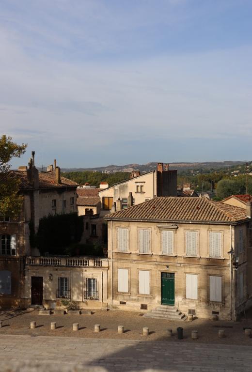 Place de l'Horloge Avignon Provence © Lavender's Blue Stuart Blakley