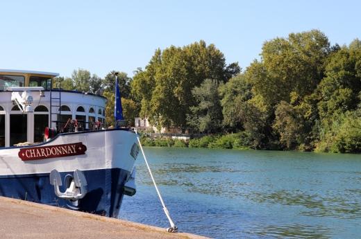 Provence Boat © Lavender's Blue Stuart Blakley