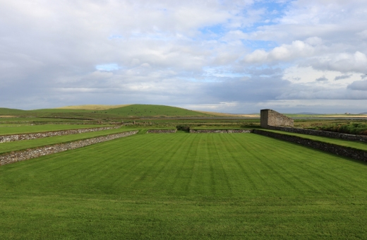 Skaill House Orkney Island View © Lavender's Blue Stuart Blakley