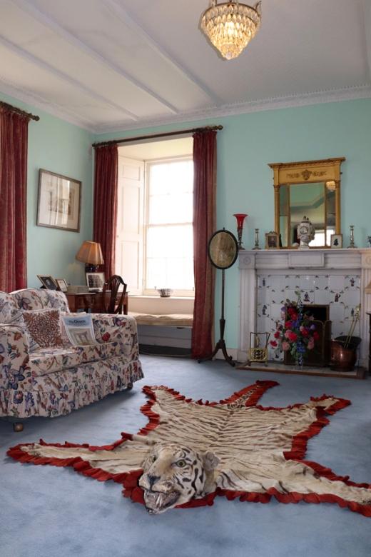 Skaill House Orkney Islands Drawing Room © Lavender's Blue Stuart Blakley
