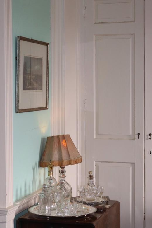 Skaill House Orkney Islands Lamp © Lavender's Blue Stuart Blakley