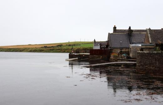 St Margaret's Hope Water Sound Orkney Islands © Lavender's Blue Stuart Blakley