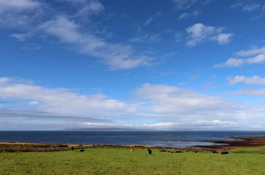 The Castle of Mey Caithness View © Lavender's Blue Stuart Blakley