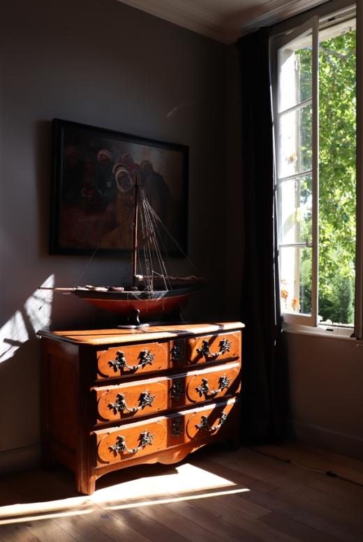 Bedroom La Divine Comedie Avignon © Lavender's Blue Stuart Blakley