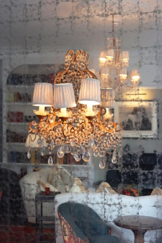 No.50 Cheyne Restaurant Chelsea Drawing Room © Lavender's Blue Stuart Blakley