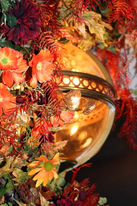 No.50 Cheyne Restaurant Chelsea Flowers © Lavender's Blue Stuart Blakley