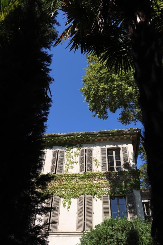 Shutters La Divine Comedie Avignon © Lavender's Blue Stuart Blakley