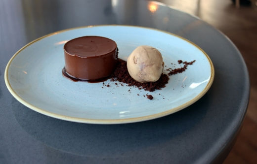 The Jetty Restaurant Pudding Southampton © Lavender's Blue Stuart Blakley