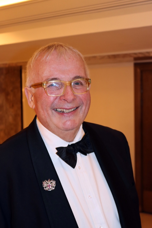 Christoper Biggins Sir Simon Milton Foundation Ball © Lavender's Blue Stuart Blakley