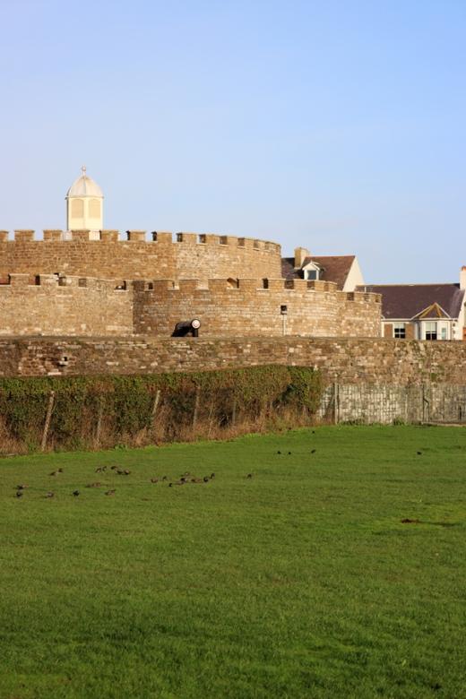 Deal Castle Kent © Lavender's Blue Stuart Blakley