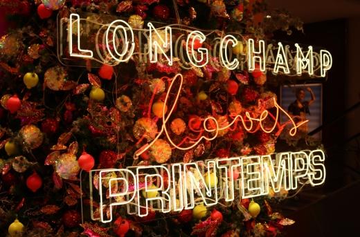 Printemps Longchamp Paris © Lavender's Blue Stuart Blakley