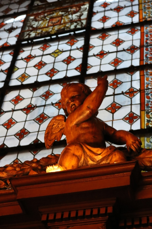 St Paul and St Louis Church Angel Le Marais Paris © Lavender's Blue Stuart Blakley