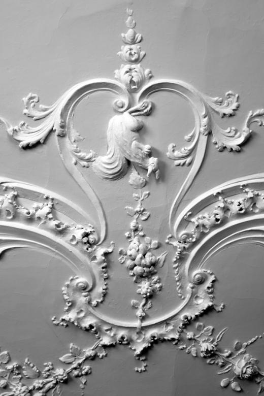 Montalto House Ballynahinch Ceiling © Lavender's Blue Stuart Blakley